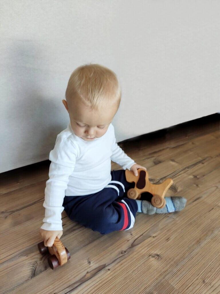 Lesní hračky - Oliverko